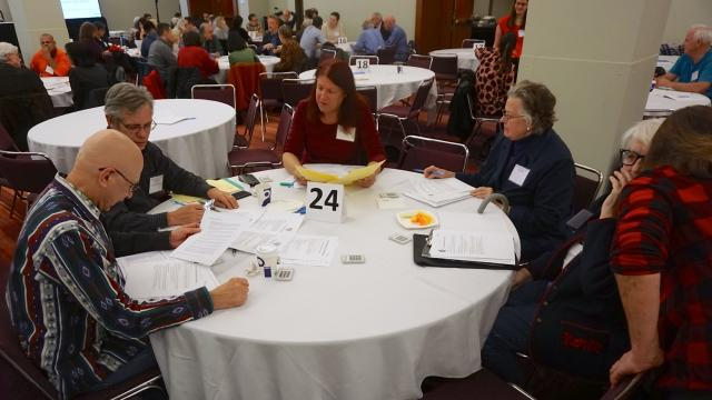 Participants considered several questions about how to reform the OMB.
