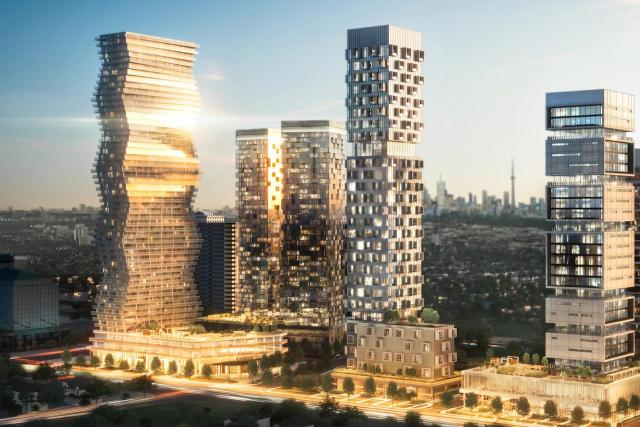 M City, Mississauga, by Rogers, Urban Capital