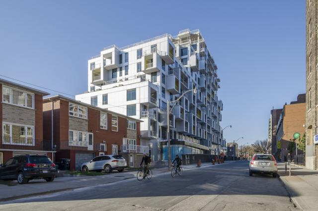SQ Condos, by Teeple Architects, For Tridel, Toronto