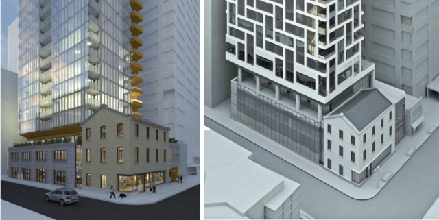 771 Yonge Street, Menkes Developments, Wallman Architects, Toronto