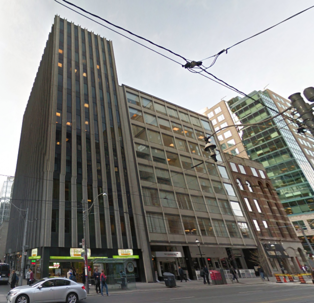 34-50 King Street East, Toronto, by Larco Investments Inc., architectsAlliance