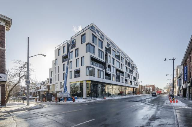 Photo of the Day, DUKE Condos, Toronto, TAS, Quadrangle