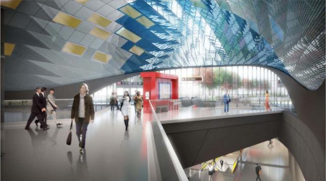 TTC, Public Transit, Subway, Stations, YRT