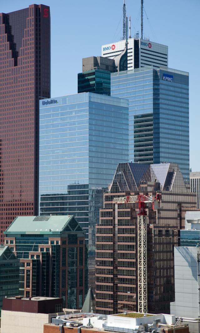 Bay Adelaide Centre, Downtown Toronto, Brookfield Properties
