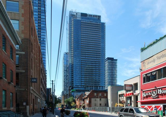 The Bond, Core Architects, Lifetime Developments, Toronto