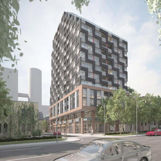 485 Wellington St, Wallman Architects, Lifetime Developments, Toronto