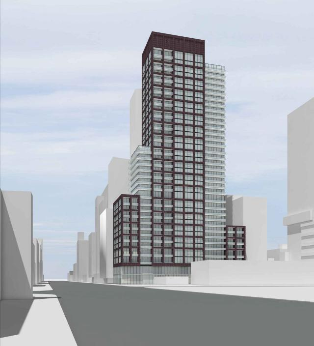 57 Spadina, Diamond Schmitt Architects, Tricon Capital