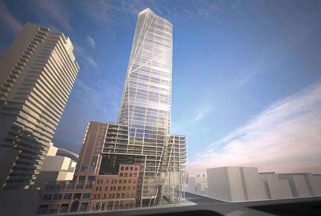 401-415 King West Condos, Core Architects, Terracap Management, Toront