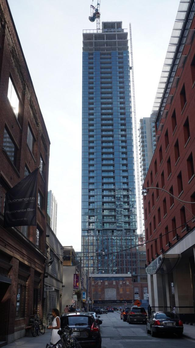 Bisha Hotel and Residences, Lifetime Developments, Wallman Architects, Toronto