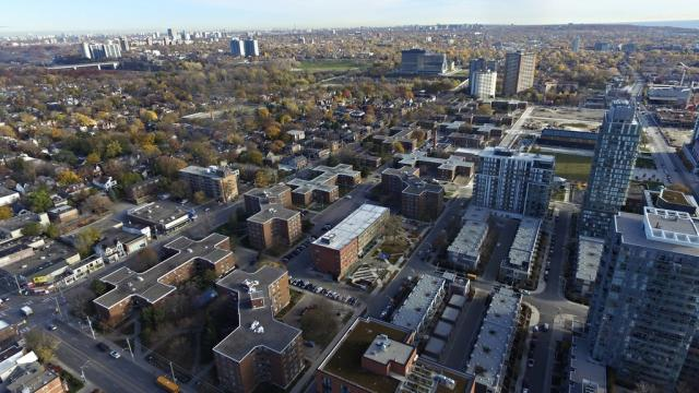 Regent Park Revitalization, Toronto, by City of Toronto, Daniels Corp, TCHC