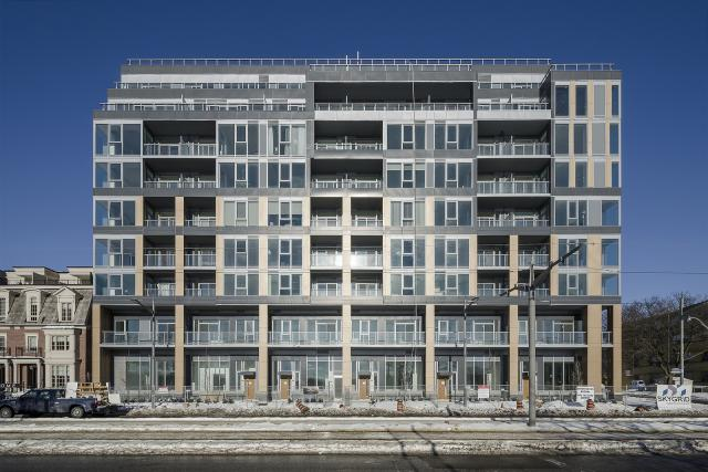 The Code Condos, Toronto, Lifetime, BLVD, Hariri Pontarini Architects