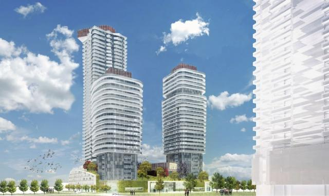 IQ Condos, Giannone Petricone, Remington Group, Phase 3, Toronto
