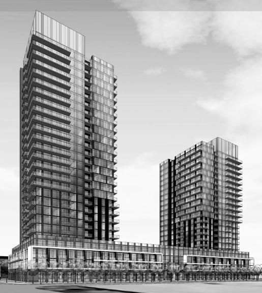 1061 The Queensway, Toronto, Turner Fleischer Architects