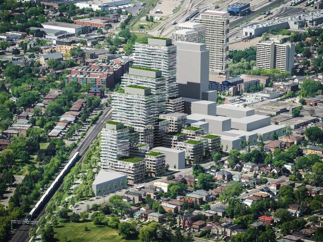 Grand Park Village, Freed Developments, architectsAlliance, Toronto