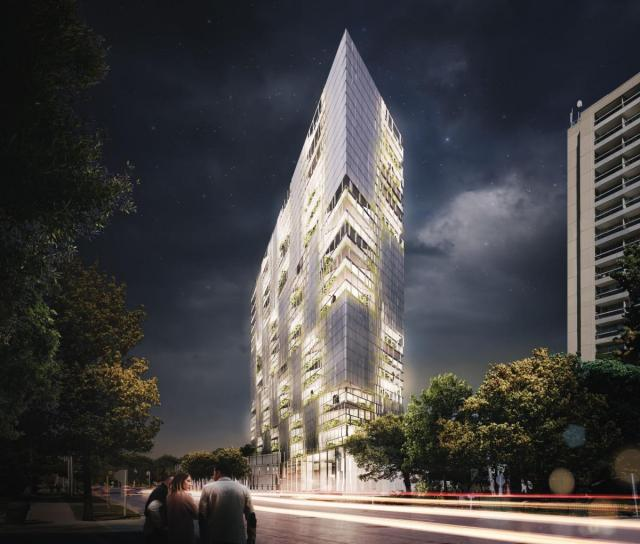 Lake & East Condominium Residences, Oakville, by Symmetry, Fortress RDI, Engine