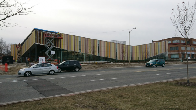 Albion District Library, Perkins + Will, Toronto