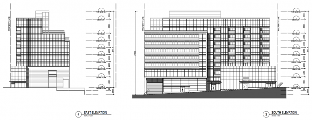 1326-1328 Wilson, Time Development Group, AJ Tregebov Architect, Toronto