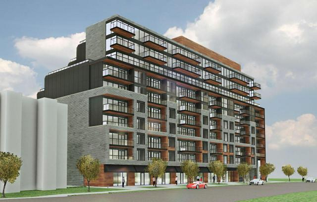 Westmount Boutique Residences, Quadcam Developments, KFA Architects, Toronto