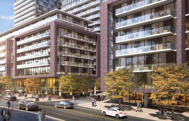 325 Bogert, Toronto, image by Core Architects for Greatwise Developments