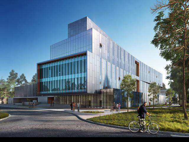 Highland Hill, Perkins + Will, University of Toronto Scarborough