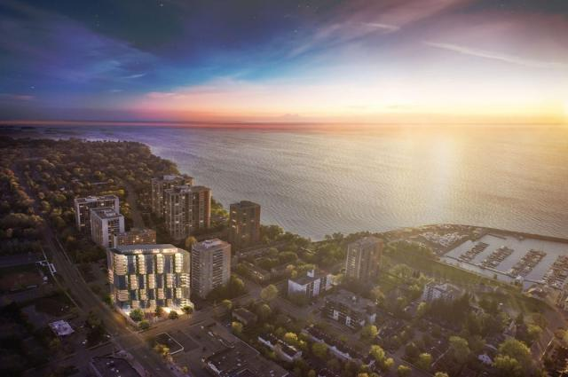 Lake & East Condos, Oakville, by Fortress, Engine, Symmetry
