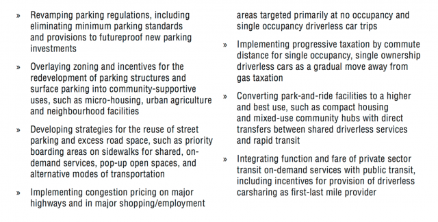 Potential policy approaches to autonomous vehicles, click for a clear view, imag