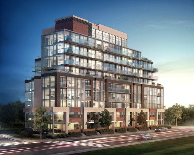 Residences at the Hunt Club, Onespace Unlimited, Infinity Development, Toronto