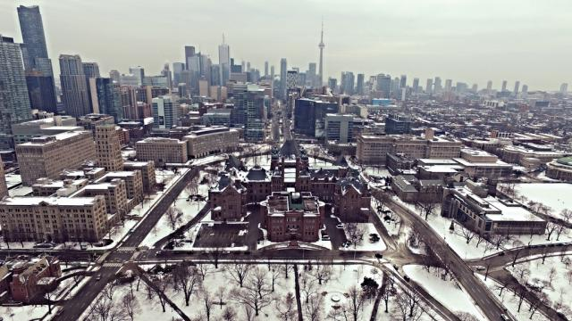 Photo of the Day, Queen's Park, Toronto, skyline
