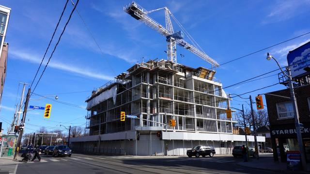 The Southwood, Toronto, TACT Architecture, Streetcar Developments
