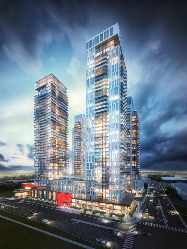 Brimley & Progress, Toronto, by Atria Developments A& Architects