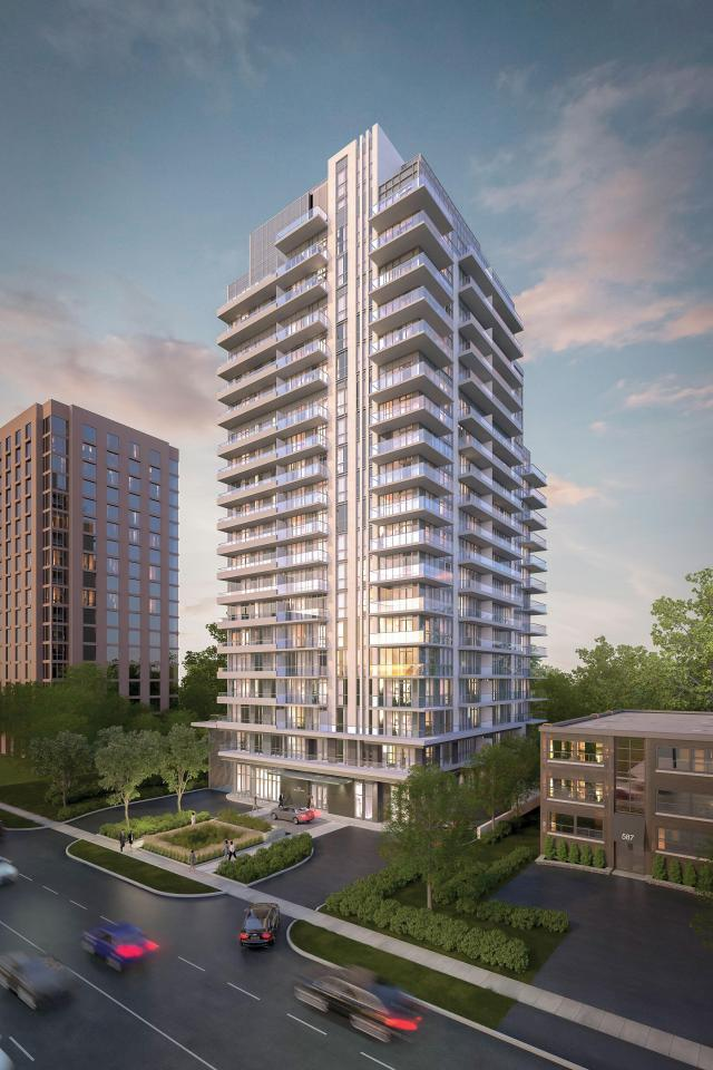 609 Avenue Road, State Building Group, Madison Homes, Toronto