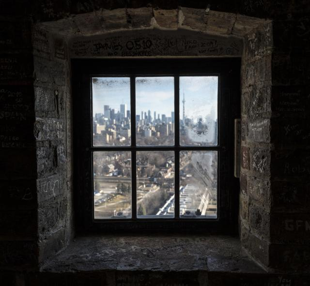 Photo of the Day, Toronto, skyline, Casa Loma