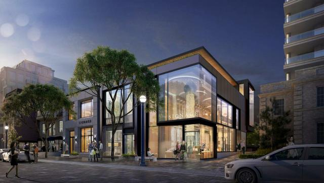 Yorkville Village, AUDAX, Kearns Mancini Architects, First Capital Realty