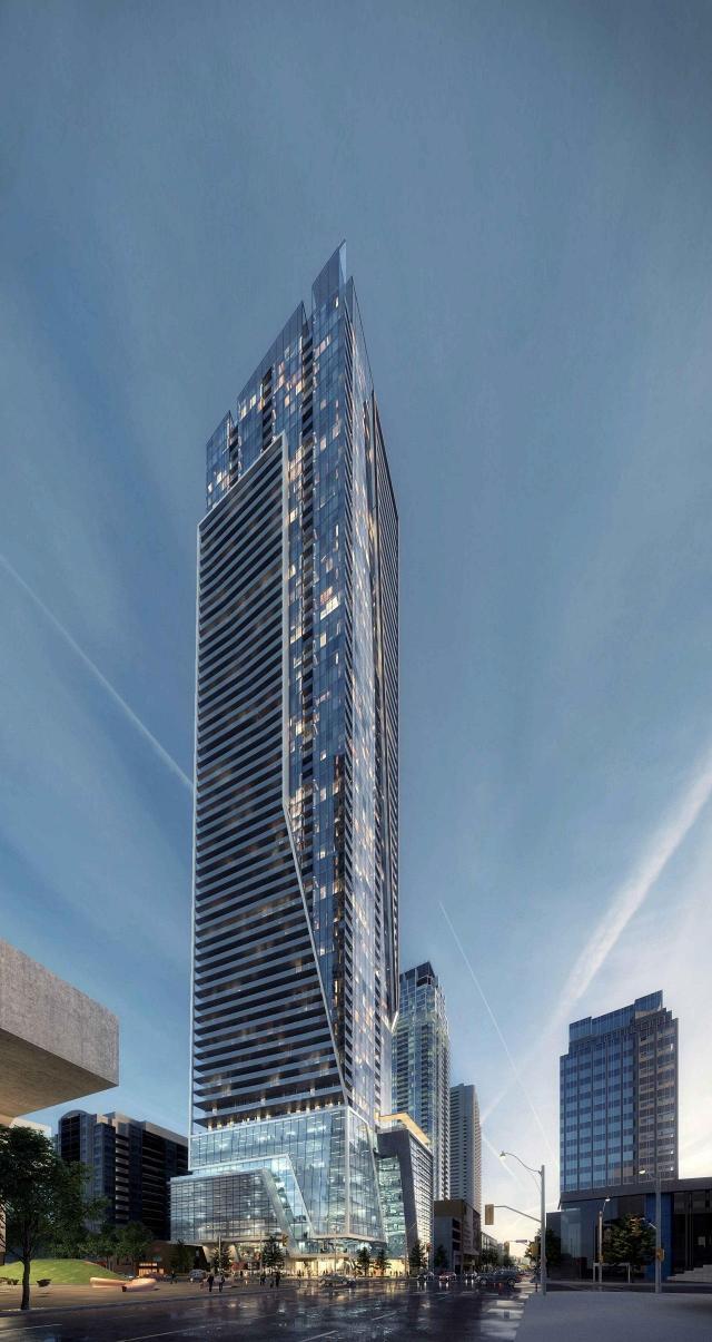 1 Eglinton East, Davpart, Hariri Pontarini Architects, Toronto
