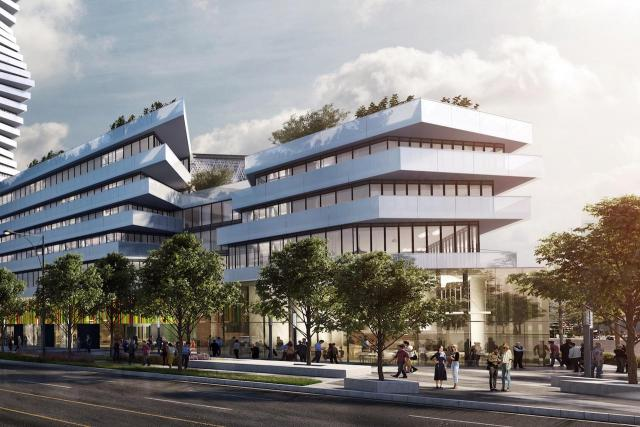 M City, Mississauga, by Rogers, Urban Capital, Core Architects