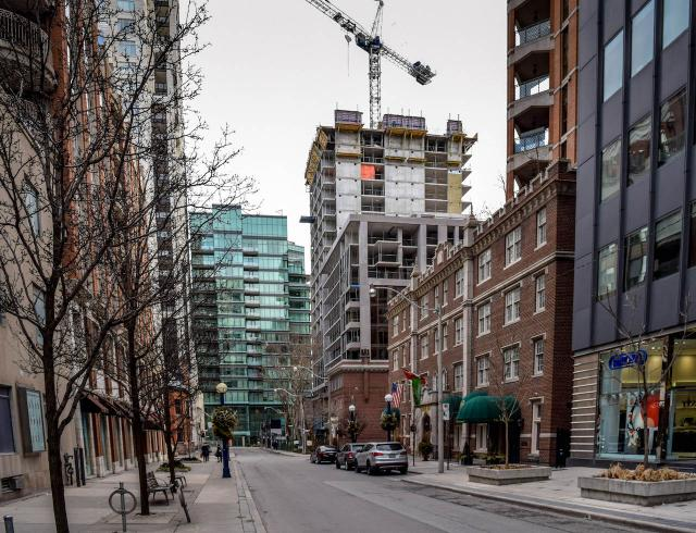 2 St. Thomas, Hariri Pontarini Architects, Kingsett Capital, Bentall Kennedy