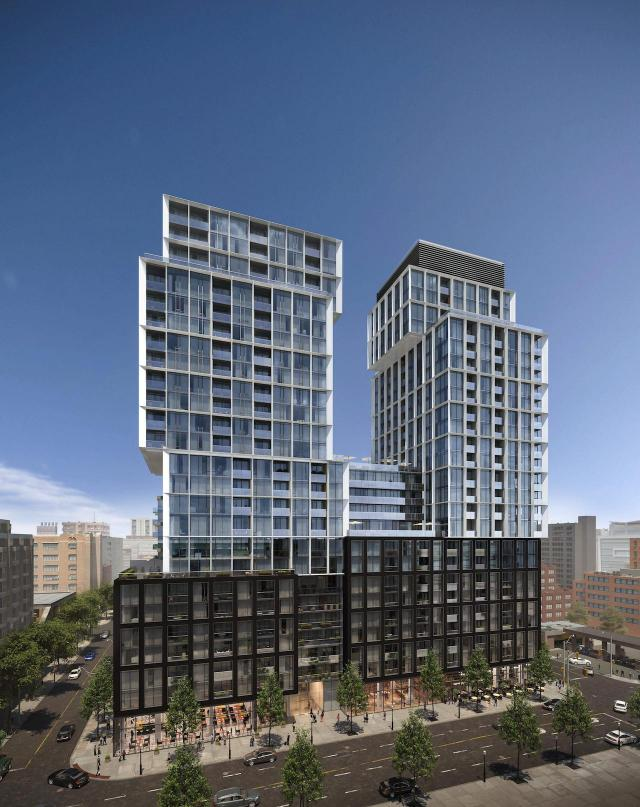 St. Lawrence Condos, Cityzen, Fernbrook Homes, architectsAlliance, Toronto
