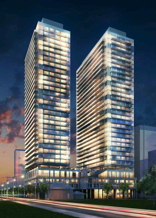 CityLights on Broadway, Toronto, by Pemberton Group, Wallman Architects