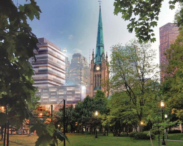 Sixty Colborne Condos, Toronto, by Freed, Carttera, architectsAlliance