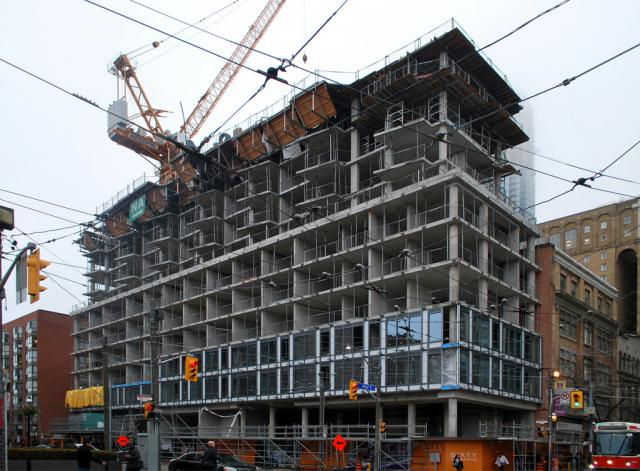 Sixty Colborne Condos, architectsAlliance, Freed, Carttera Private Equities