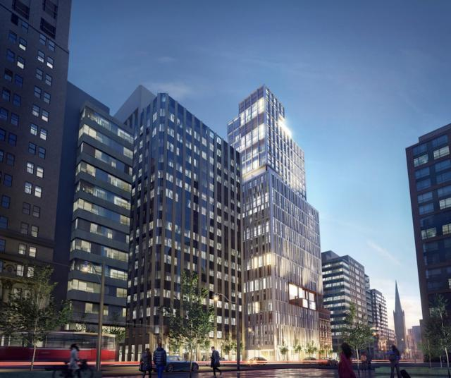 34-50 King East, architectsAlliance, ERA Architects, Larco Investments, Toronto