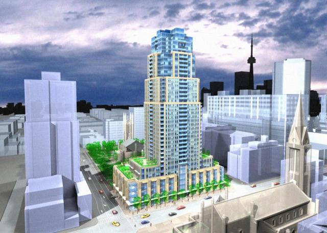 The Metropolitan, Lancer Developments, Toronto