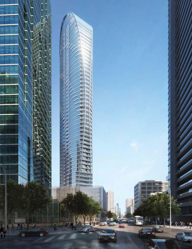 4800 Yonge, image via Menkes Development