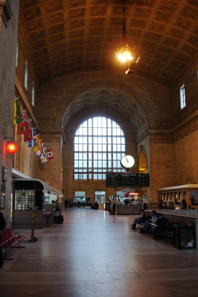 Union Station Revitalization, Toronto, by City of Toronto, Metrolinx
