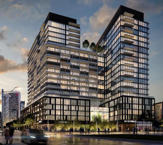 Power and Adelaide, Toronto, by Great Gulf, Hullmark, Core, TACT