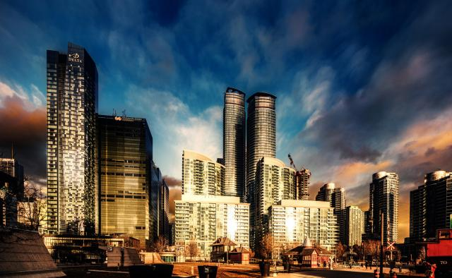 Photo of the Day, Toronto, South Core skyline