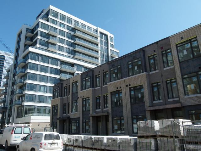 The Bartholomew, Daniels, Quadrangle Architects, Regent Park, Toronto
