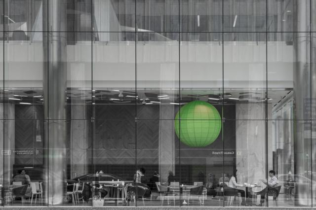 Photo of the Day, Deloitte, Bistro 1858, cafe, Toronto, Financial District