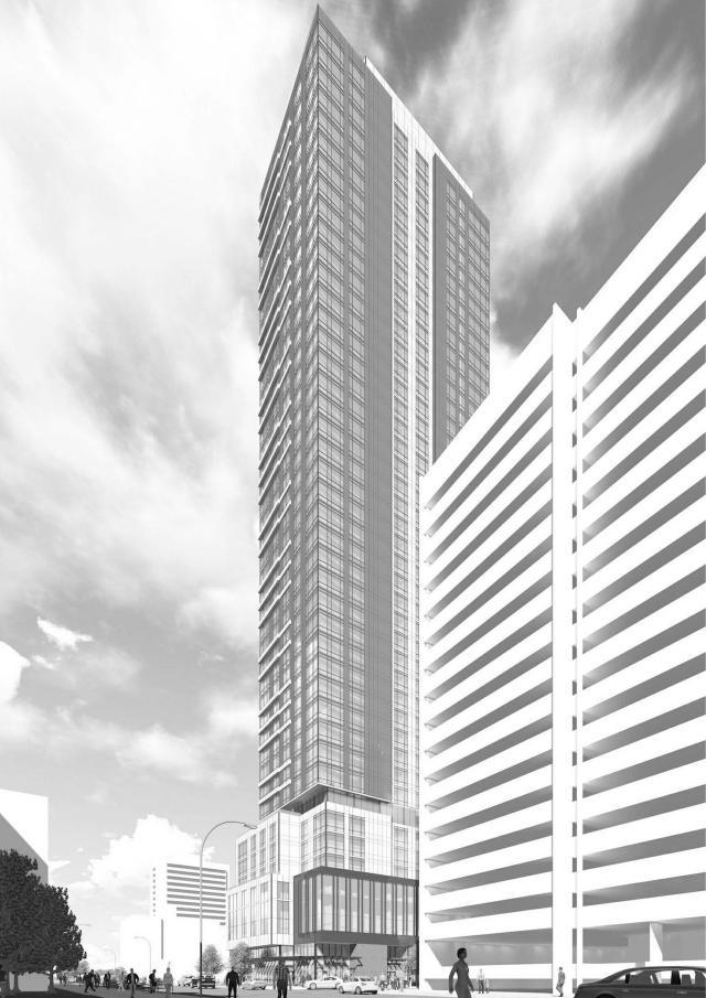316 Bloor West, Kirkor Architects, State Building Group, Toronto