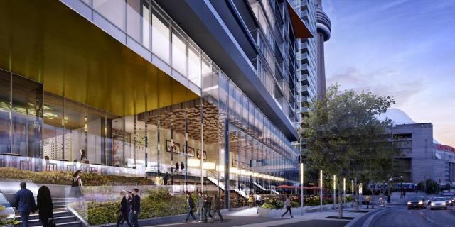 Concord Adex, CityPlace, Block 22, Page + Steele / IBI Group Architects, Toronto